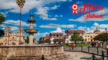 Cajamarca 28-30 JULIO